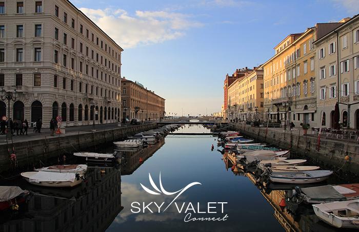 Trieste Sky Valet Connect