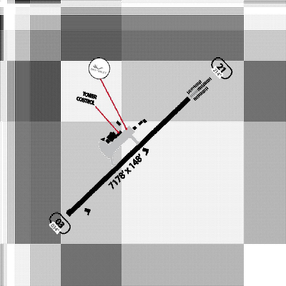 LA CORUNA Map