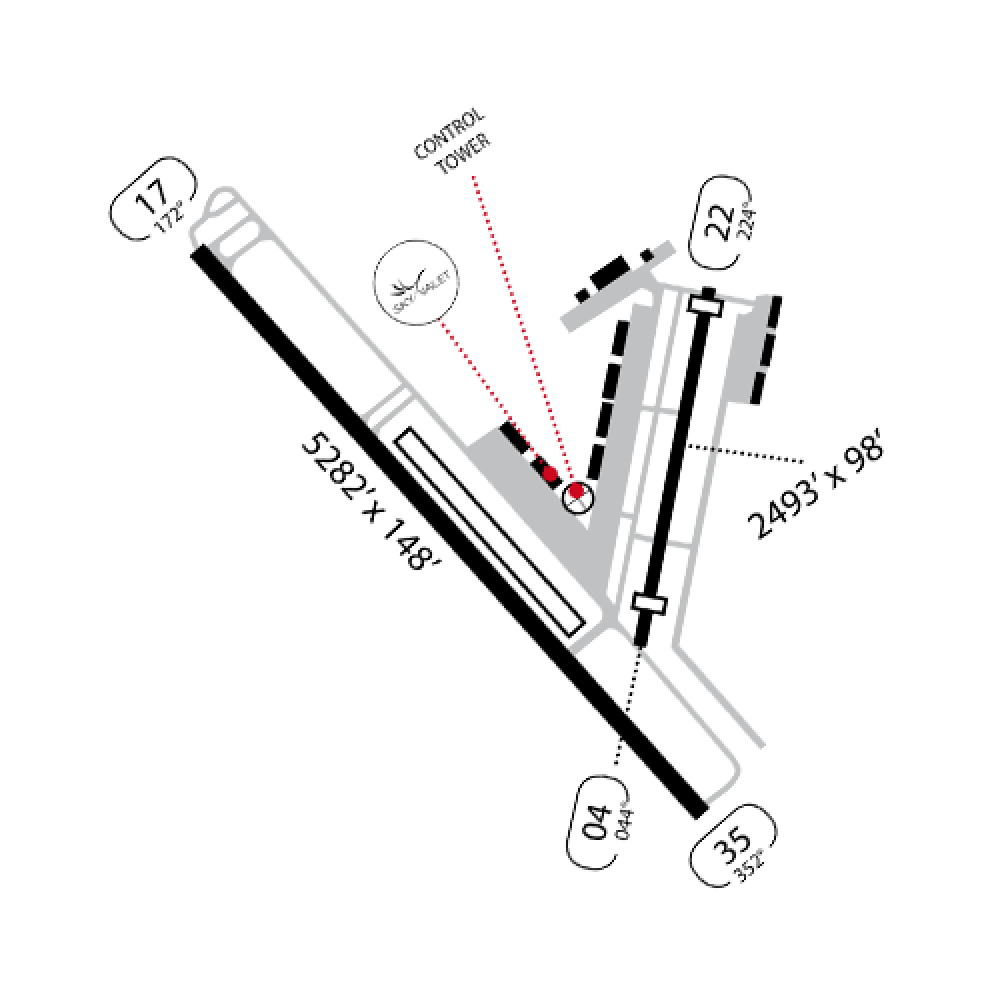Cannes Map