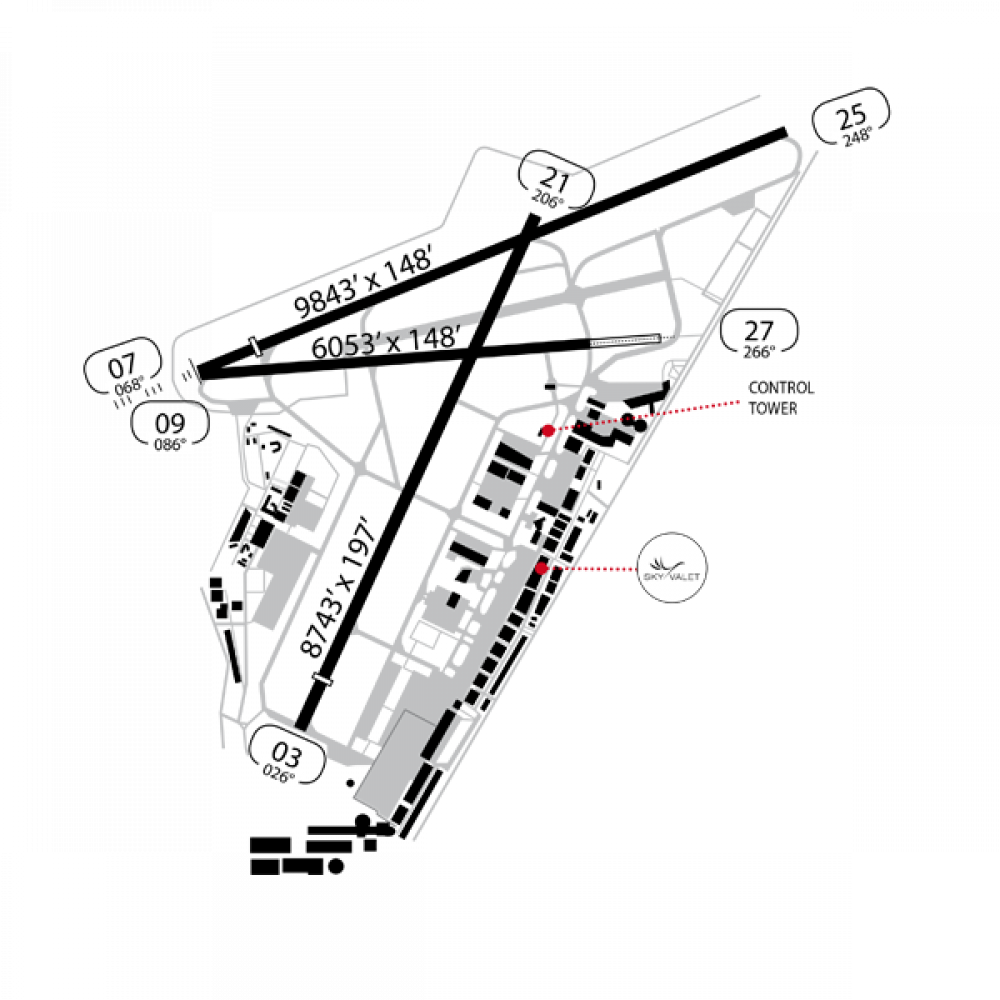 Le-Bourget Map