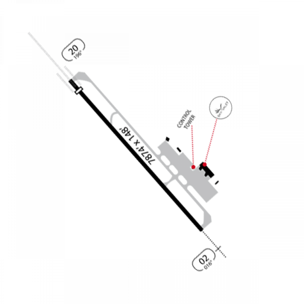 GERONA Map