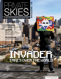 PRIVATE SKIES #8